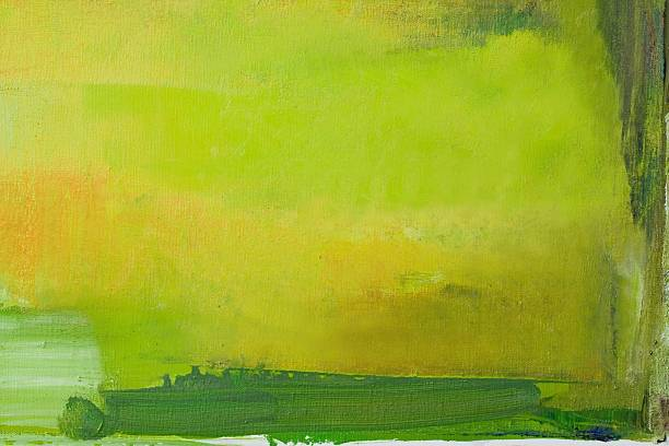 abstract green-art-hintergrund. - acrylbilder modern stock-fotos und bilder