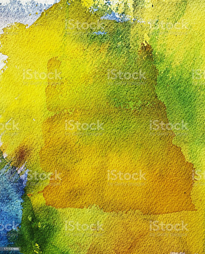 Abstract green art backgrounds. royalty-free stock photo