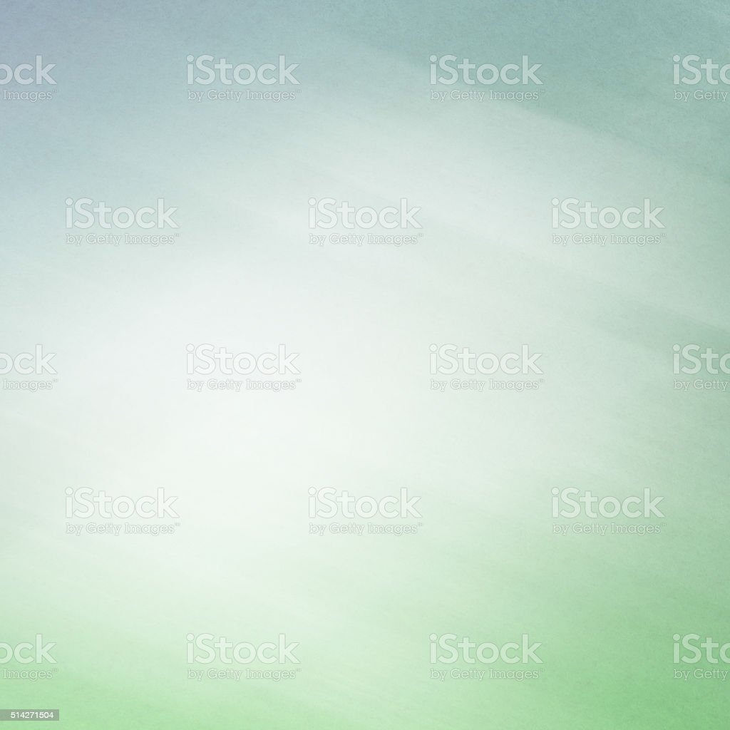 Abstract Green Background Or Texture For Business Card Stock Photo