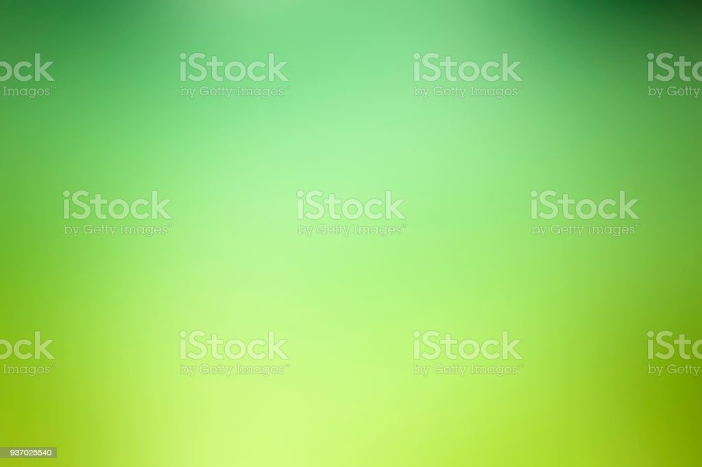 Abstract green defocused background - Nature royalty-free stock photo