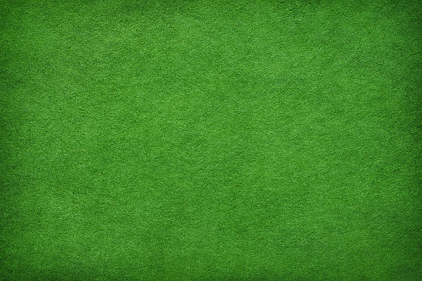 abstract green felt background - felt textile stock pictures, royalty-free photos & images