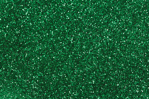 Abstract Green Glitter Background Stock Photo - Download ...