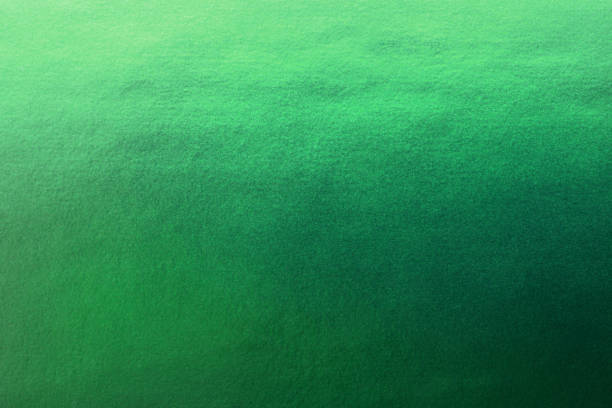 Abstract green surface stock photo