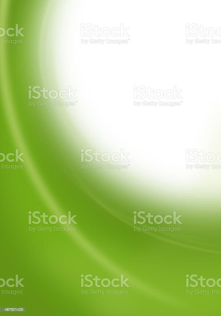 Abstract Green Wallpaper stock photo