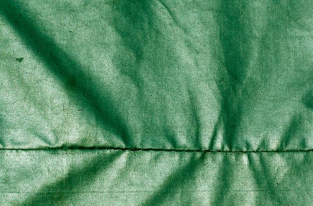 abstrakt grün wasserdichtem stoff textur. - planenzelt stock-fotos und bilder
