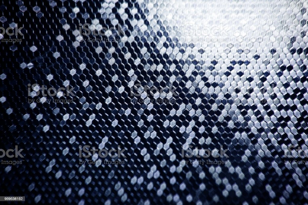 abstract grid hexagon texture of honey comb pattern background stock photo