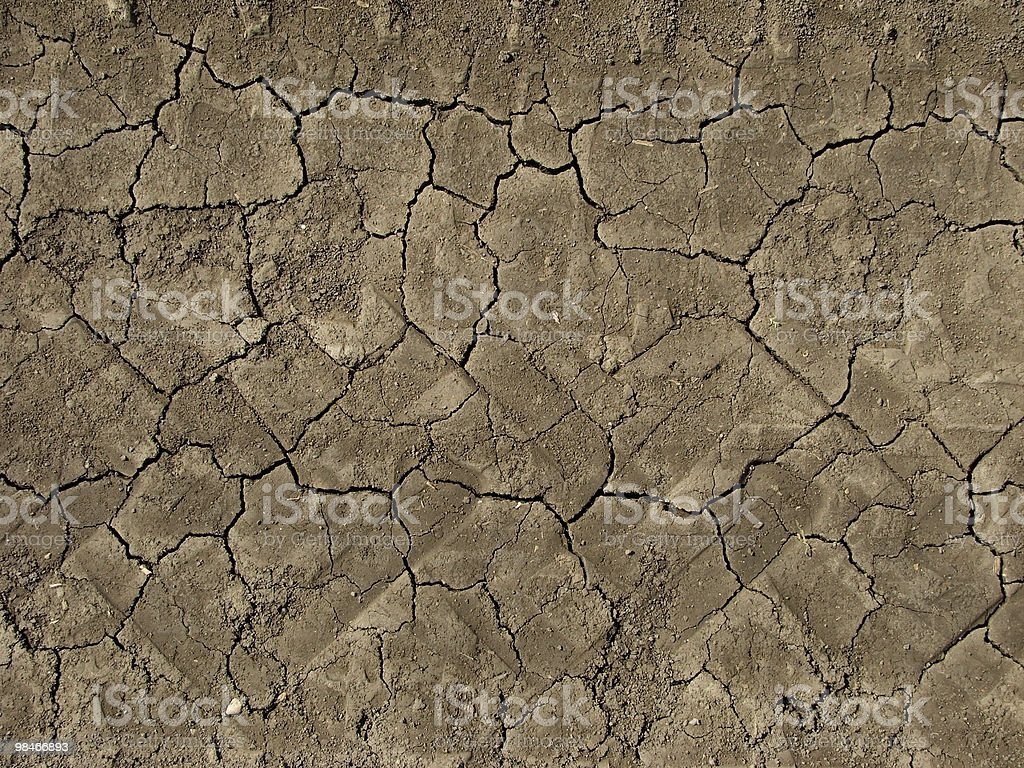abstract ground texture royalty-free stock photo