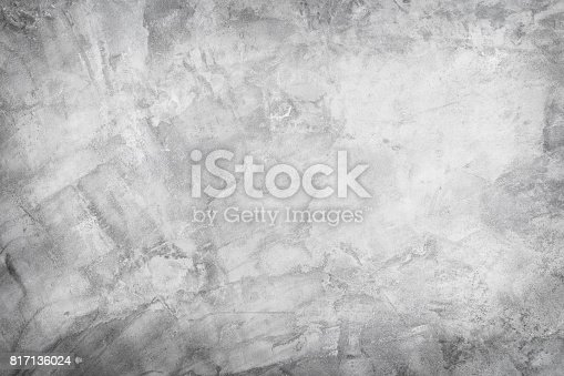 istock abstract grunge background of concrete wall texture 817136024