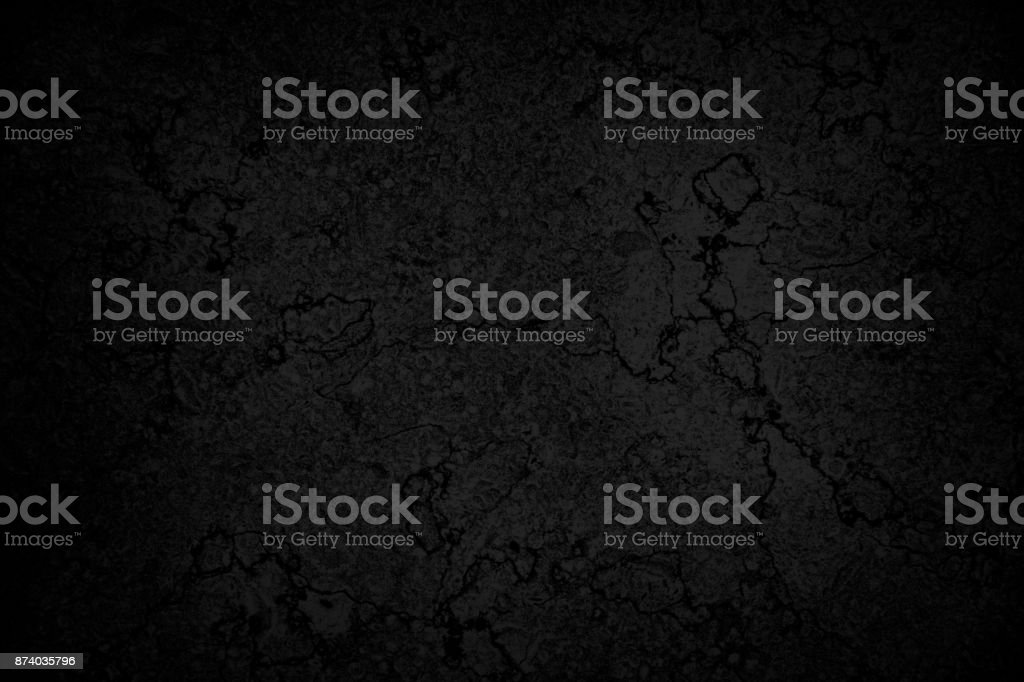 Abstract grunge black marble texture background stock photo