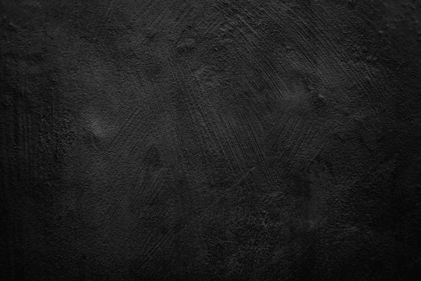 Abstract grunge black texture background Close up on cement plaster wall, black colored in grunge style. eroded stock pictures, royalty-free photos & images