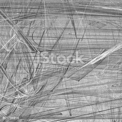 istock Abstract grunge black texture pattern on white background 801734914