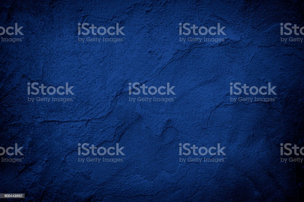 Abstract grunge dark blue background stock photo