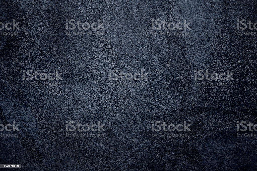 grunge astratto sfondo blu navy scuro - foto stock