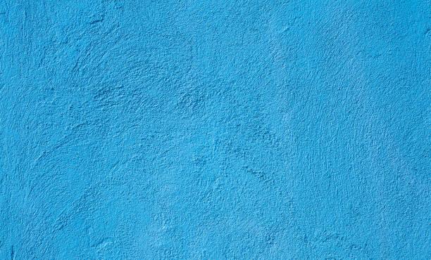textura de estuco decorativo azul abstracta grunge - estuco fotografías e imágenes de stock