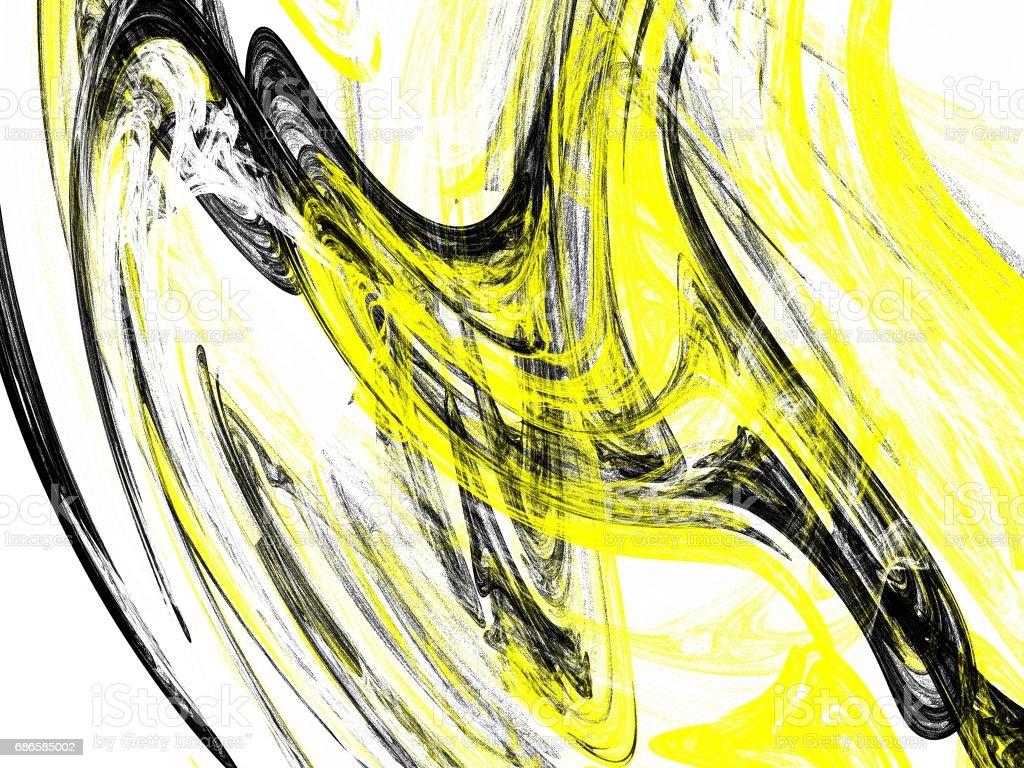 Motif jaune sale abstract grunge photo libre de droits