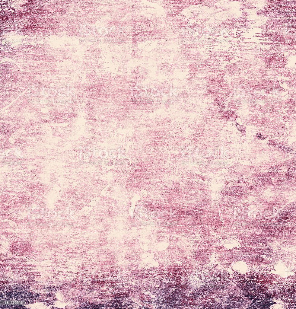 Abstract grunge paper background with space for text stock photo