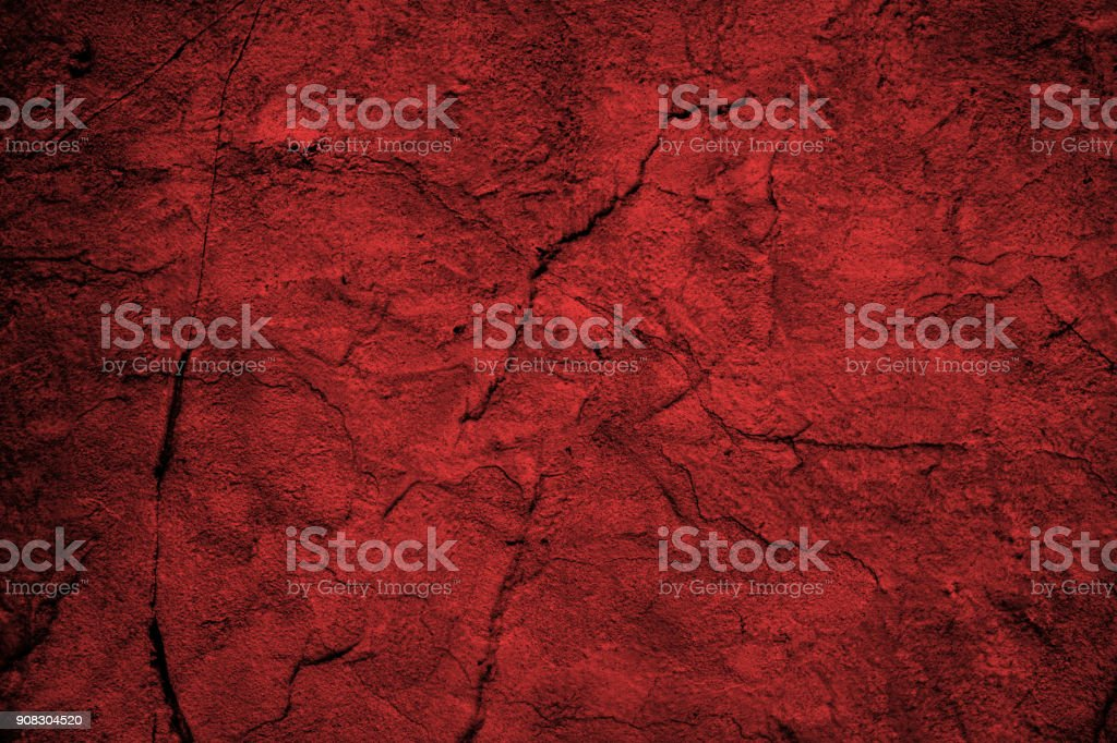 Abstract grunge red wall texture royalty-free stock photo