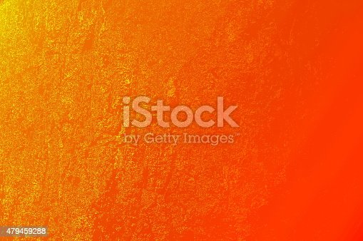 istock Abstract Grunge Yellow Wall Background 479459288