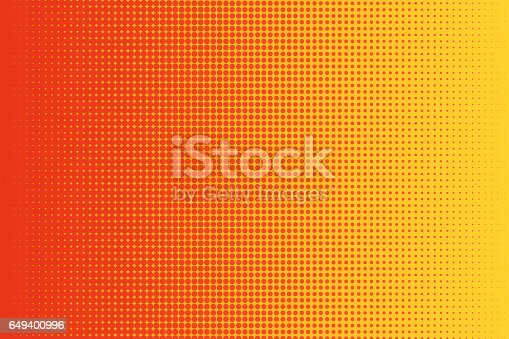 istock Abstract halftone background 649400996