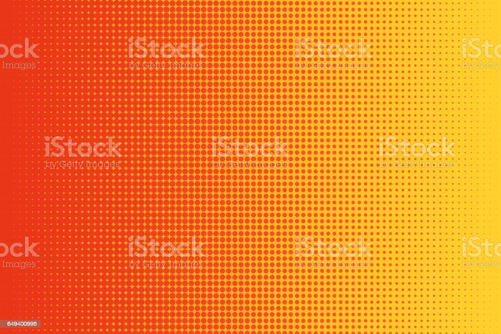 Abstract halftone background stock photo