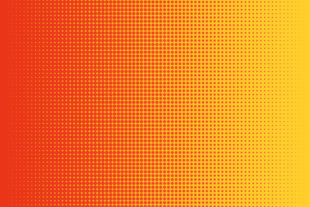 abstract halftone background - spotted stock pictures, royalty-free photos & images