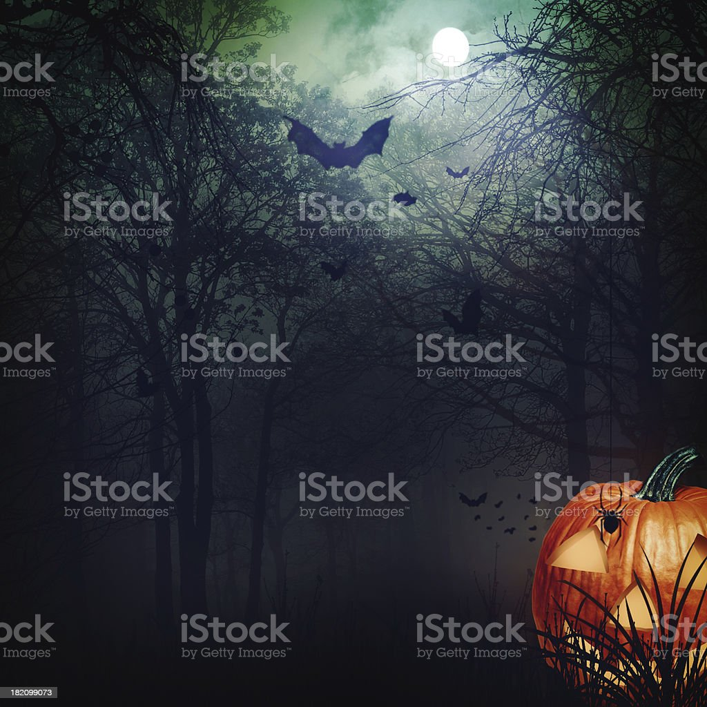 Abstract Halloween backgrounds for your design royalty-free stock photo