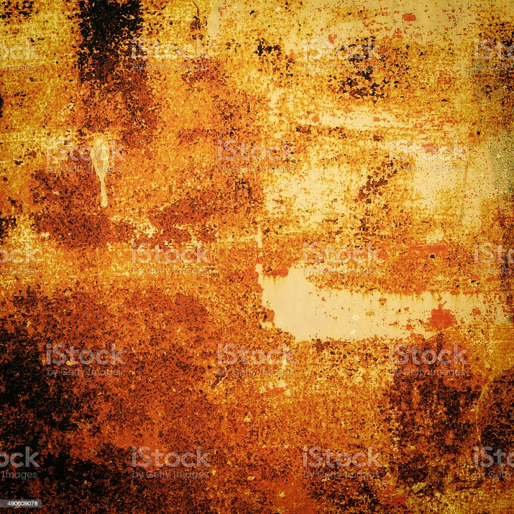 abstract halloween grunge iron rusty texture and background stock photo
