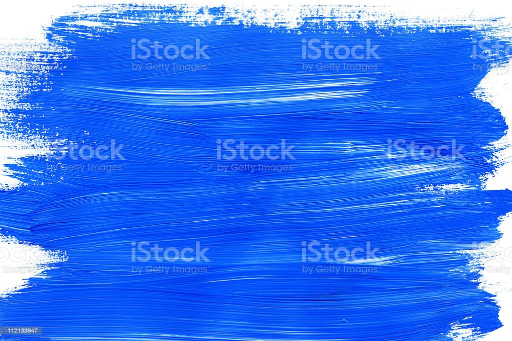 Abstract hand painted acrylic background royalty-free stock photo