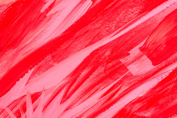 abstract hand-painted art background - tempera painting stock pictures, royalty-free photos & images