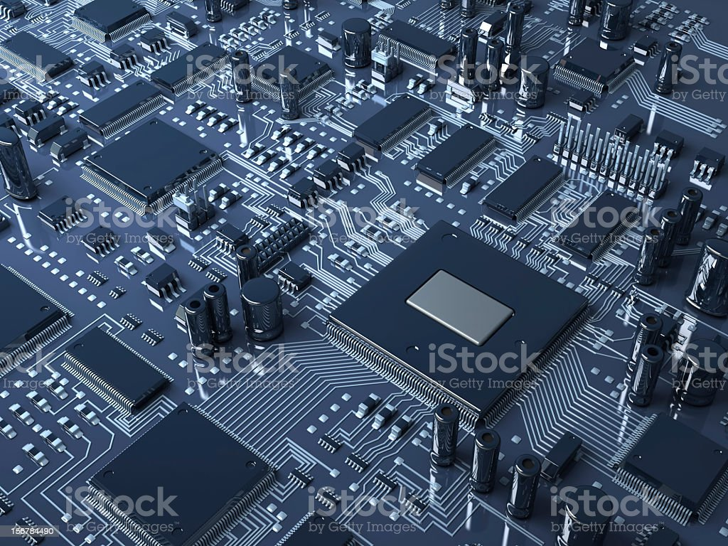 Abstract de hardware - foto de stock