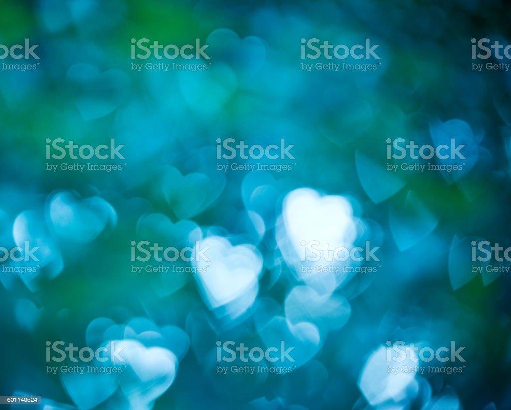 Abstrakt Herz Hintergrund  – Foto