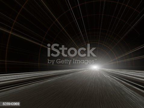 istock Abstract high speed 525940969