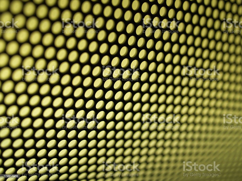abstract hole background royalty-free stock photo