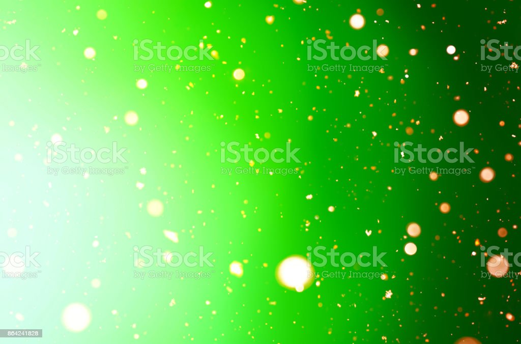 abstract holiday green background royalty-free stock photo