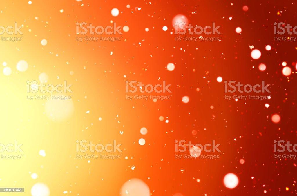 abstract holiday orange background. royalty-free stock photo