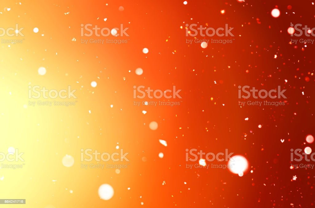 abstract holiday orange background. royalty-free stock photo