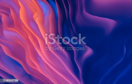 istock abstract holographic 3D wavy background 1248340759