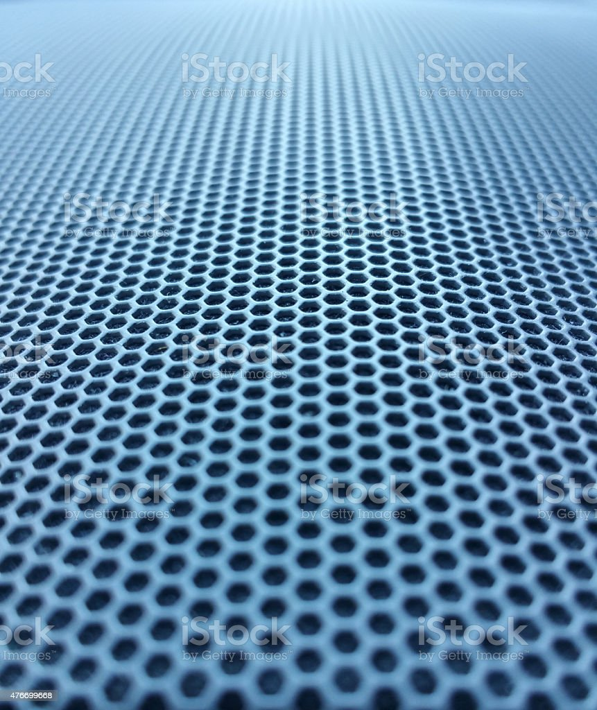 Abstract Honeycomb Pattern Stock Photo