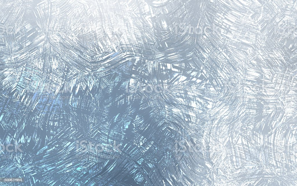 Abstract horizontal glass frosty and Lighting Effects stock photo