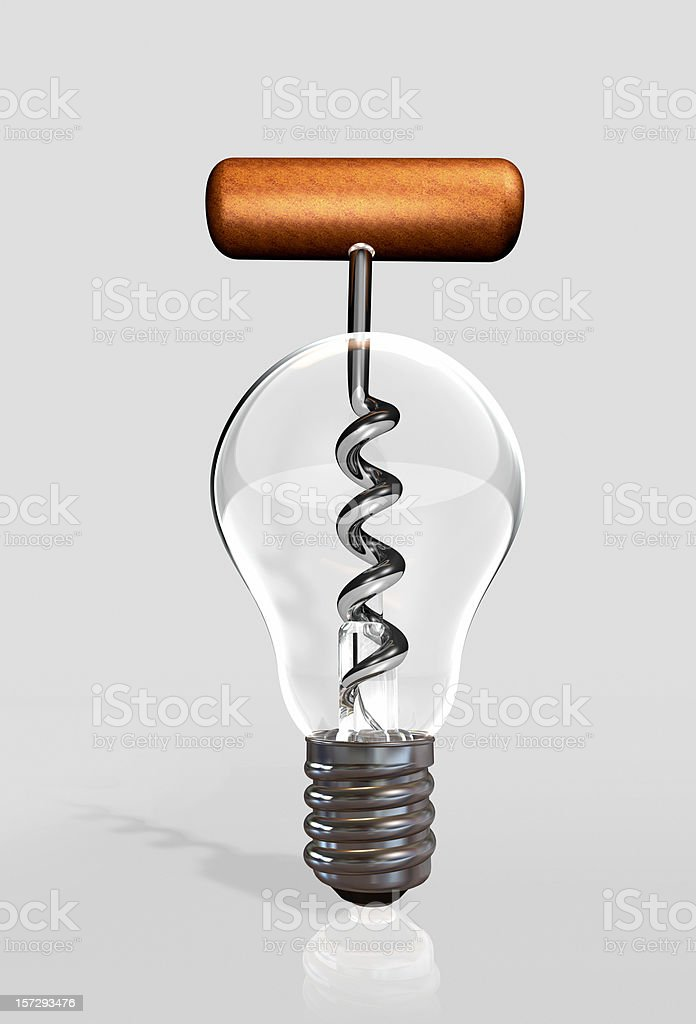 abstract idea concept royalty-free stock photo