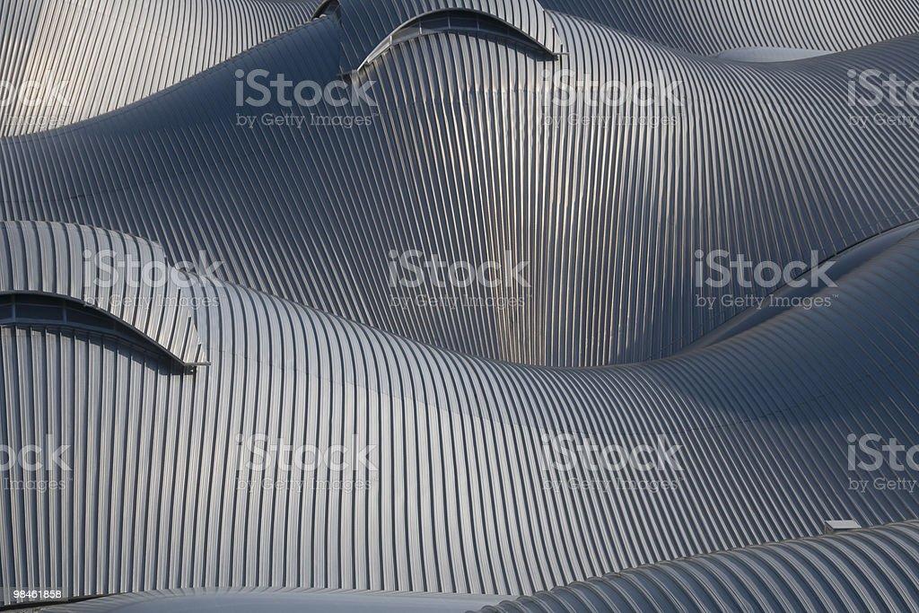 Sfondo immagine di tetto foto stock royalty-free