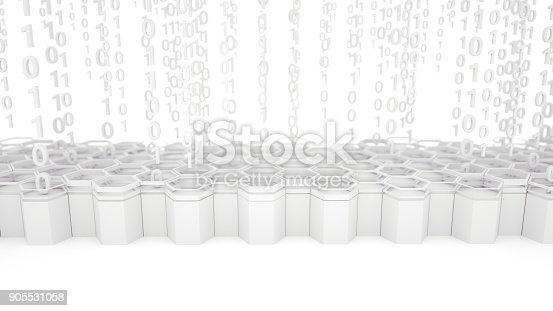 675926042istockphoto Abstract information 905531058