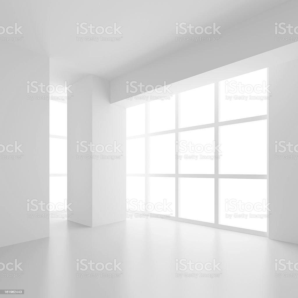 Abstract Interior Design royalty-free stock photo