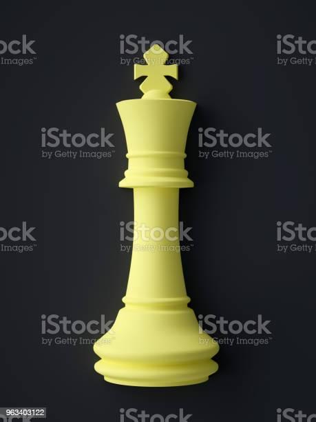 Abstrakcyjny Symbol Króla Szachów - zdjęcia stockowe i więcej obrazów Szachy
