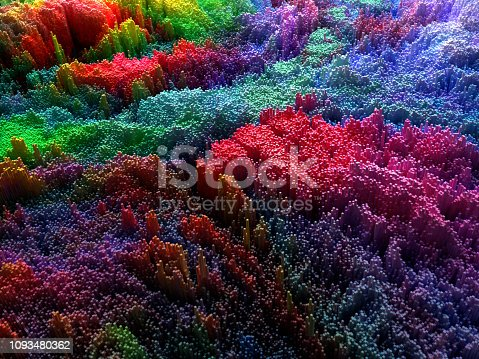 istock Abstract landscape 1093480362