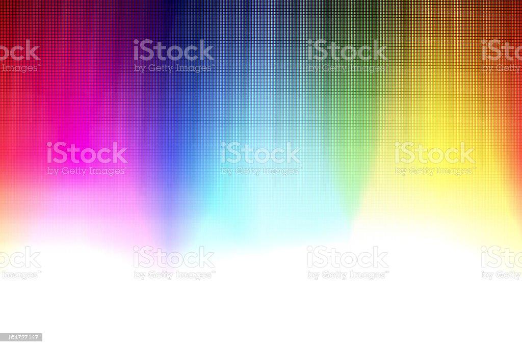 abstract led stock photo
