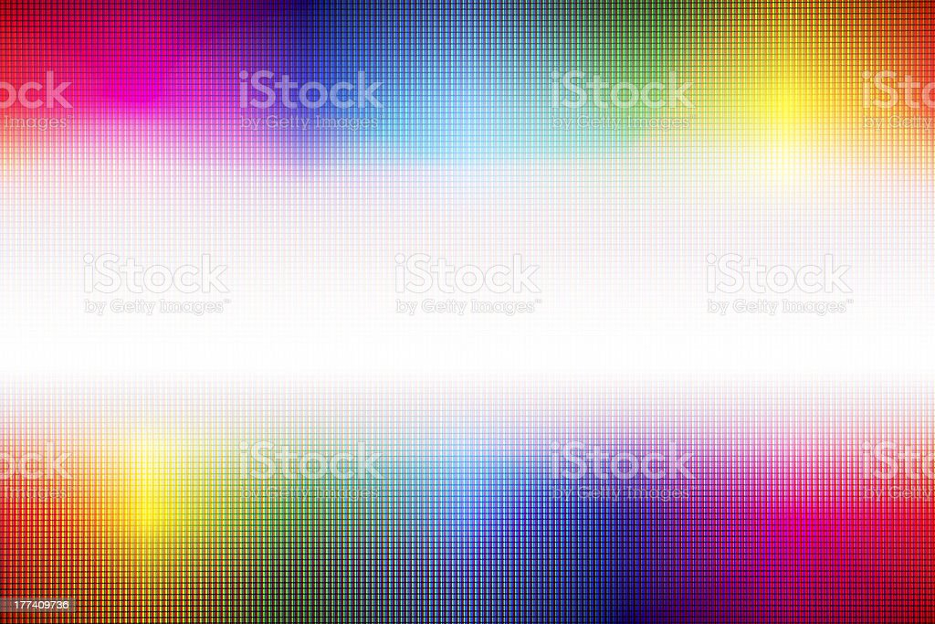 abstract led stock photo