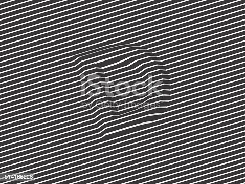 583978154 istock photo 3D abstract letter D 514166226