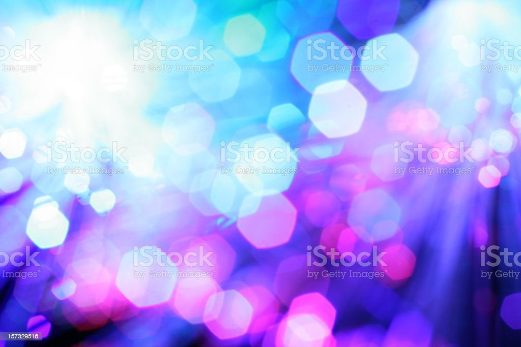 Abstract Light Background Blue stock photo