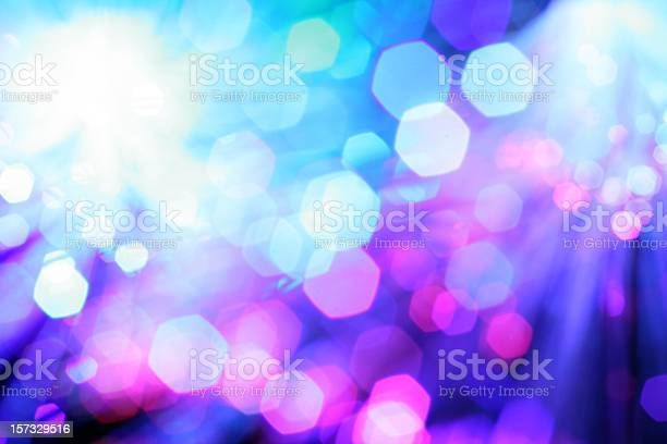 Abstract Light Background Blue Stock Photo - Download Image Now
